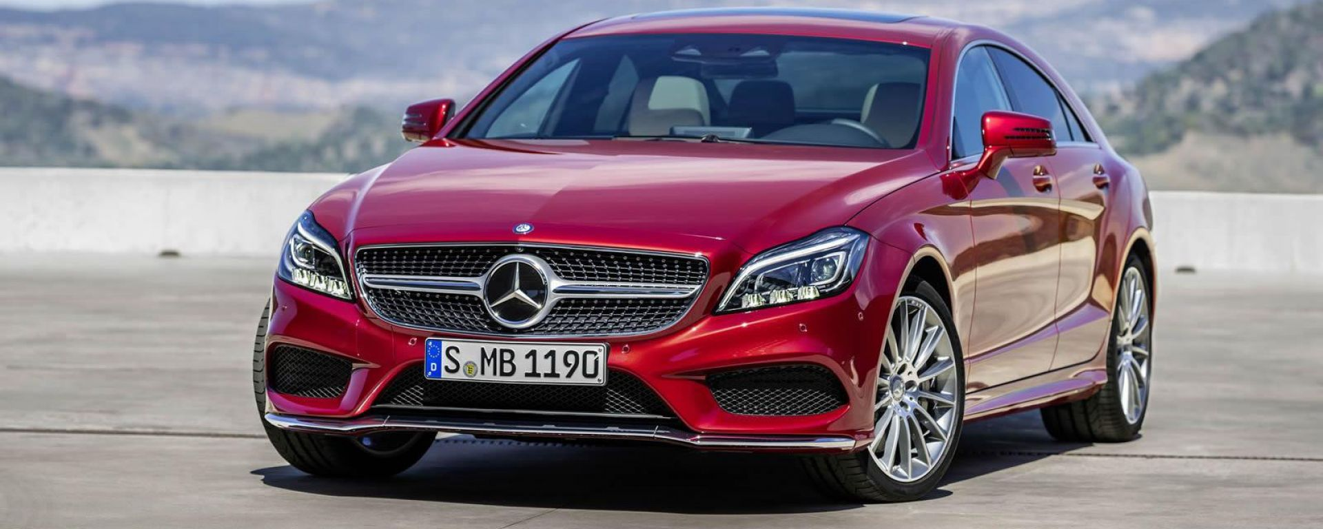 Mercedes CLS MY 2015