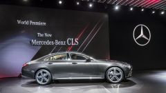 Mercedes CLS 2018: le novità della terza generazione - Immagine: 3