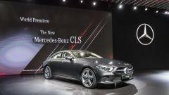 Mercedes CLS 2018: le novità della terza generazione - Immagine: 4