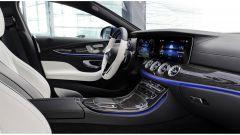 Mercedes CLS 2021: gli interni