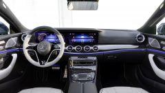 Mercedes CLS 2021: il posto guida