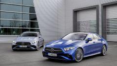 Mercedes CLS 2021: le nuove coupé a 4 porte tedesche