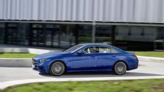 Mercedes CLS 2021: visuale laterale