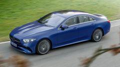 Mercedes CLS 300 d (mild hybrid) 2021: prova, consumi, opinioni