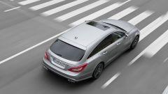 Mercedes CLS 63 AMG Shooting Brake, c'è anche un video - Immagine: 1