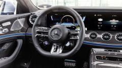 Mercedes CLS AMG 2021: il posto guida