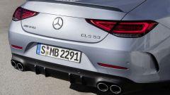 Mercedes CLS AMG 2021: particolare della coda