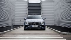 Mercedes CLS AMG 2021: visuale frontale