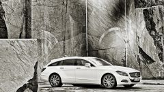 Mercedes CLS Shooting Brake - Immagine: 18