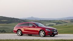 Mercedes CLS Shooting Brake - Immagine: 27