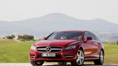 Mercedes CLS Shooting Brake - Immagine: 26