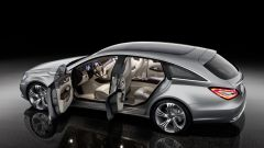 Mercedes CLS Shooting Brake Concept - Immagine: 9