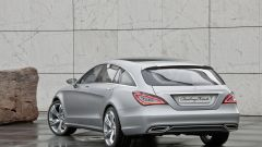 Mercedes CLS Shooting Brake Concept - Immagine: 17