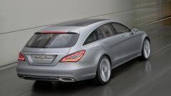 Mercedes CLS Shooting Brake Concept - Immagine: 2