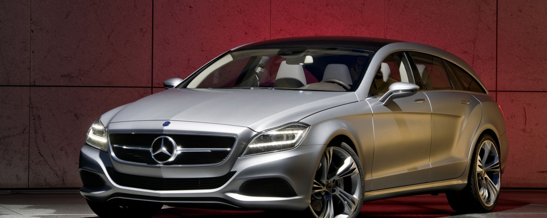Mercedes CLS Shooting Brake Concept