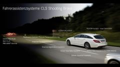 Mercedes CLS Shooting Brake, ora anche in video - Immagine: 110
