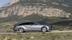 Mercedes CLS Shooting Brake, ora anche in video - Immagine: 69