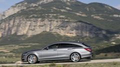 Mercedes CLS Shooting Brake, ora anche in video - Immagine: 67