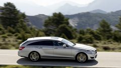Mercedes CLS Shooting Brake, ora anche in video - Immagine: 66