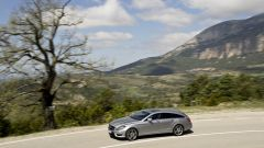 Mercedes CLS Shooting Brake, ora anche in video - Immagine: 65