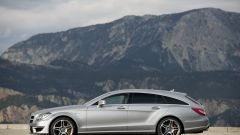 Mercedes CLS Shooting Brake, ora anche in video - Immagine: 60