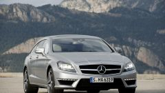 Mercedes CLS Shooting Brake, ora anche in video - Immagine: 70