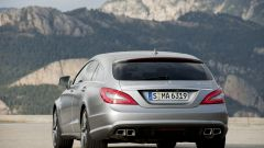 Mercedes CLS Shooting Brake, ora anche in video - Immagine: 71