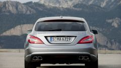 Mercedes CLS Shooting Brake, ora anche in video - Immagine: 72
