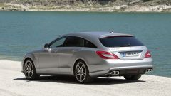 Mercedes CLS Shooting Brake, ora anche in video - Immagine: 68