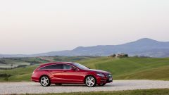 Mercedes CLS Shooting Brake, ora anche in video - Immagine: 42