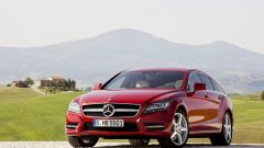 Mercedes CLS Shooting Brake, ora anche in video - Immagine: 47