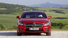 Mercedes CLS Shooting Brake, ora anche in video - Immagine: 46