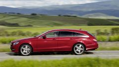 Mercedes CLS Shooting Brake, ora anche in video - Immagine: 48
