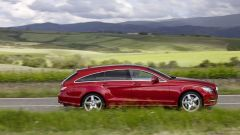Mercedes CLS Shooting Brake, ora anche in video - Immagine: 44