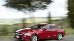 Mercedes CLS Shooting Brake, ora anche in video - Immagine: 45