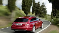 Mercedes CLS Shooting Brake, ora anche in video - Immagine: 57