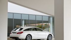 Mercedes CLS Shooting Brake, ora anche in video - Immagine: 41
