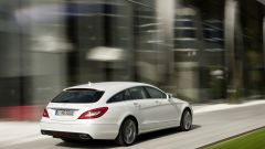 Mercedes CLS Shooting Brake, ora anche in video - Immagine: 40
