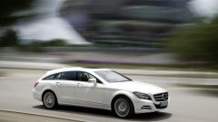 Mercedes CLS Shooting Brake, ora anche in video - Immagine: 36