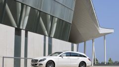 Mercedes CLS Shooting Brake, ora anche in video - Immagine: 22