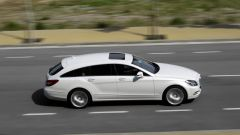 Mercedes CLS Shooting Brake, ora anche in video - Immagine: 21