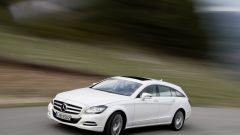 Mercedes CLS Shooting Brake, ora anche in video - Immagine: 20