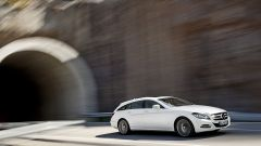 Mercedes CLS Shooting Brake, ora anche in video - Immagine: 19