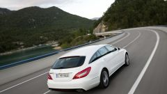 Mercedes CLS Shooting Brake, ora anche in video - Immagine: 17