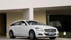 Mercedes CLS Shooting Brake, ora anche in video - Immagine: 16