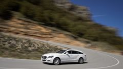Mercedes CLS Shooting Brake, ora anche in video - Immagine: 8