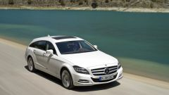 Mercedes CLS Shooting Brake, ora anche in video - Immagine: 7