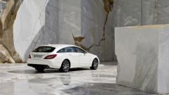 Mercedes CLS Shooting Brake, ora anche in video - Immagine: 12