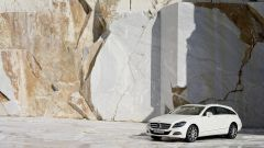 Mercedes CLS Shooting Brake, ora anche in video - Immagine: 14