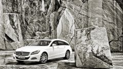 Mercedes CLS Shooting Brake, ora anche in video - Immagine: 24